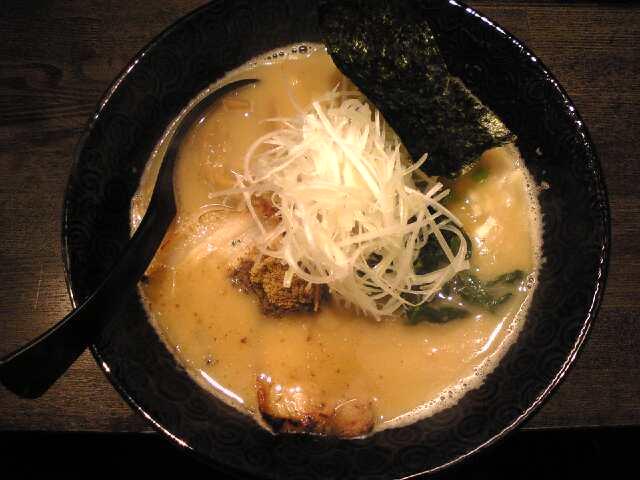 麺屋 立葵、実食!